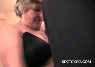 blonde sixtylover licking boner in hotel room